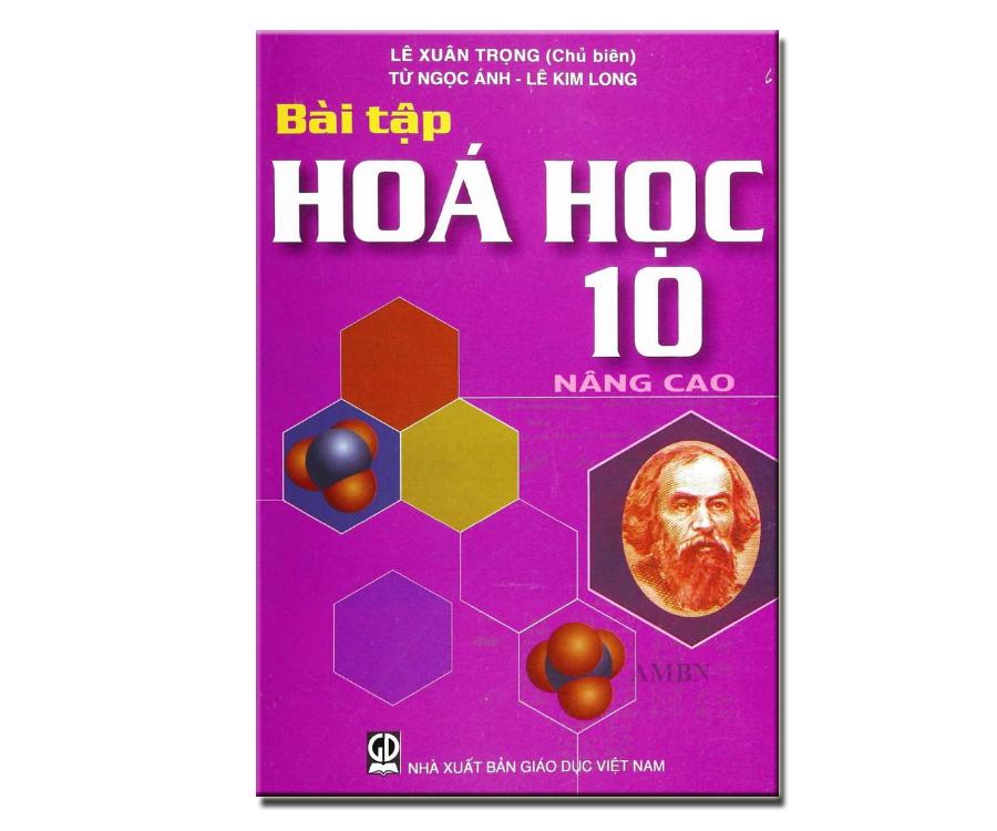 BT Hóa học 10 - Nâng cao