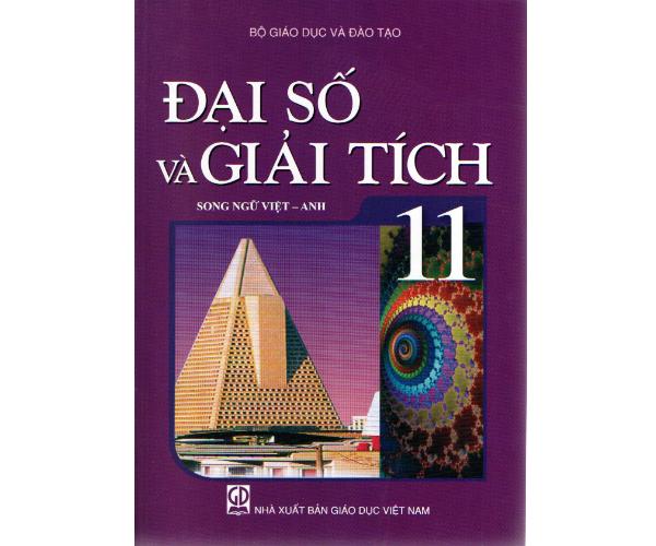 Đại số và Giải Tích 11 (Song ngữ Việt - Anh)