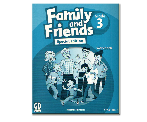 Family and Friends 3 - Workbook
