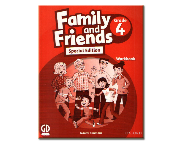 Family and Friends 4 - Workbook