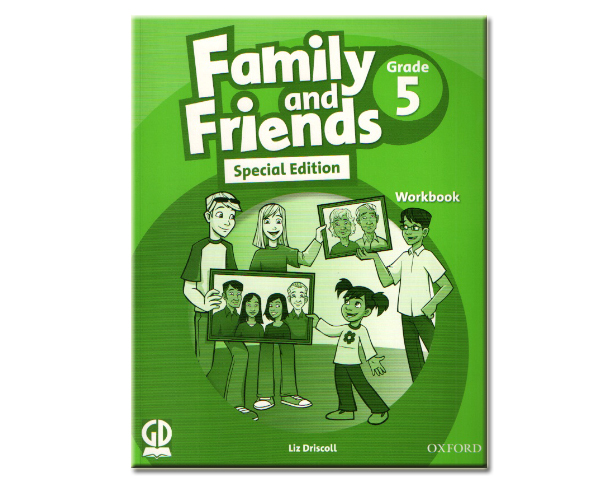Family and Friends 5 - Workbook