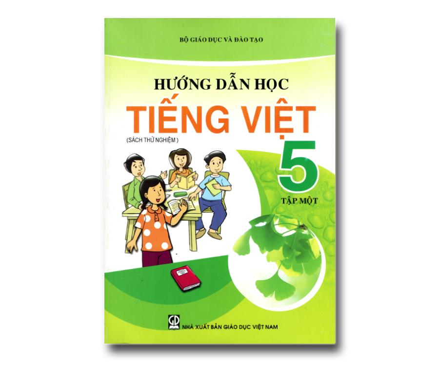 Hướng dẫn học Tiếng Việt 5 tập 1