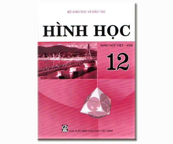 Hình Học 12 (Song ngữ Việt - Anh)