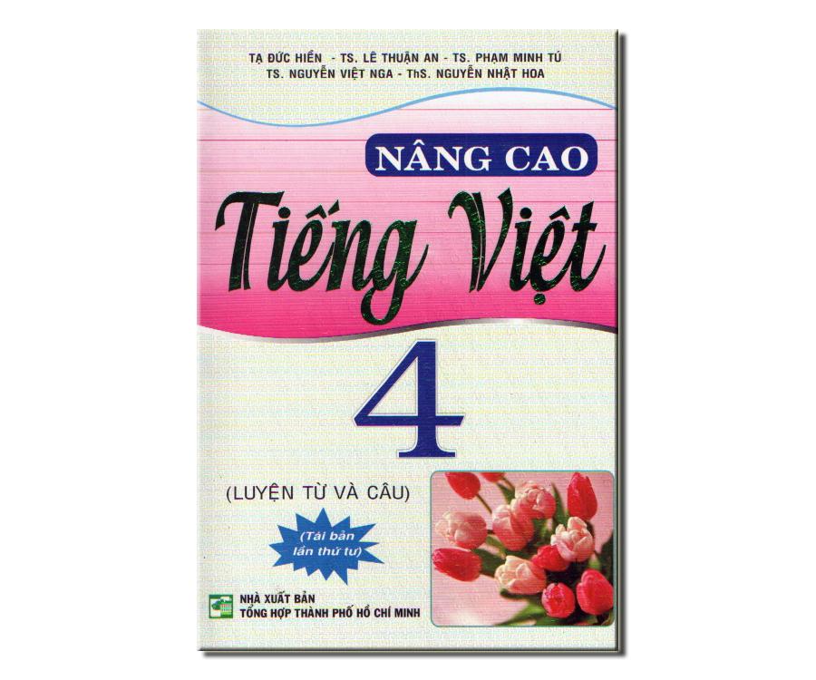 Nâng cao Tiếng Việt 4 (luyện từ và câu)