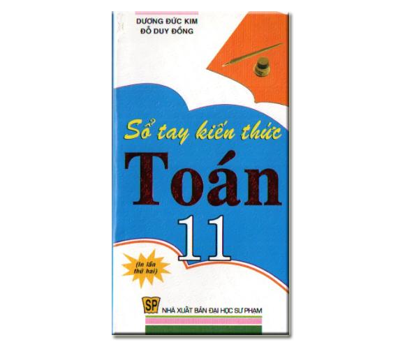Sổ tay kiến thức Toán 11