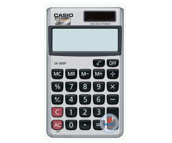 Máy tính Casio SX300P
