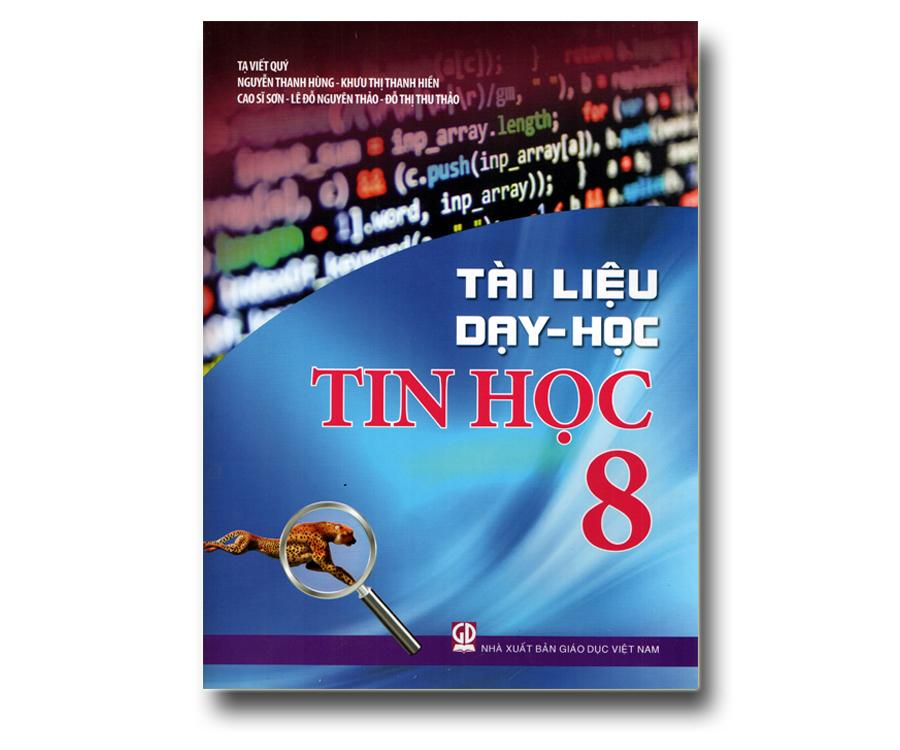 Tài liệu dạy - học Tin Học 8