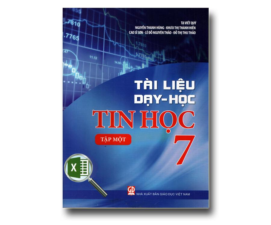 Tài liệu dạy - học Tin Học 7 - Tập 1