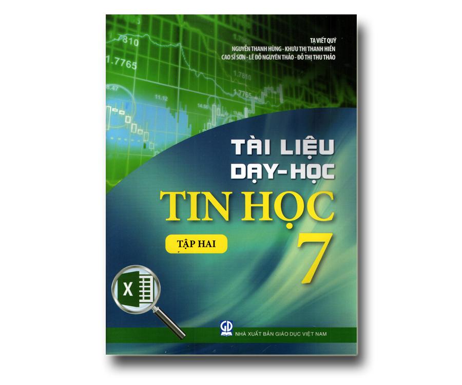 Tài liệu dạy - học Tin Học 7 - Tập 2