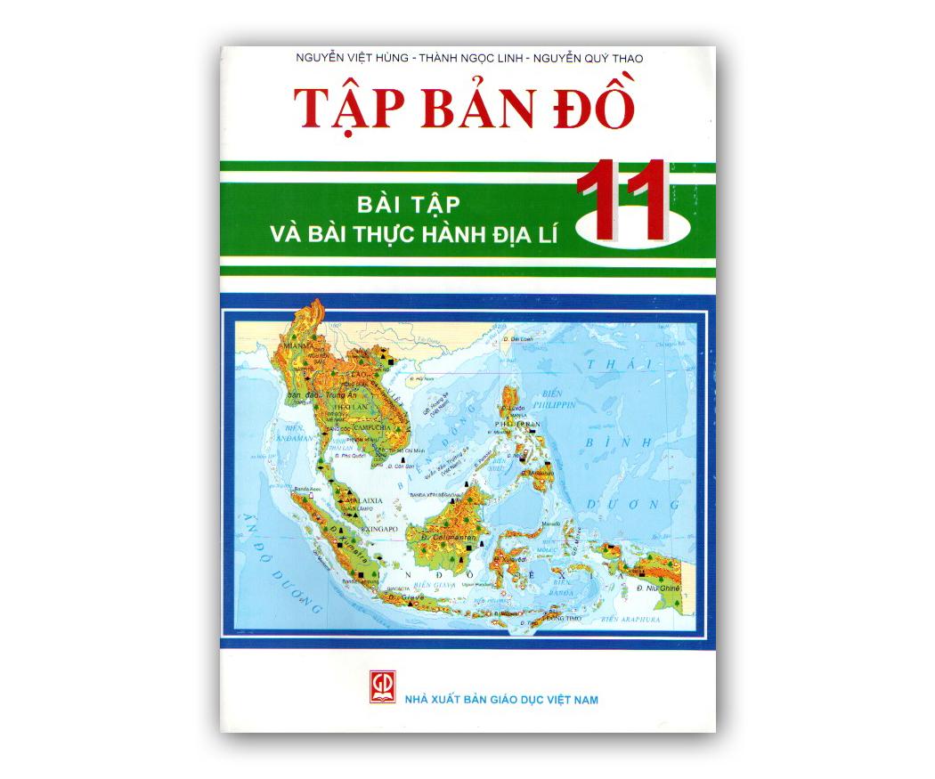 Tập bản đồ 11