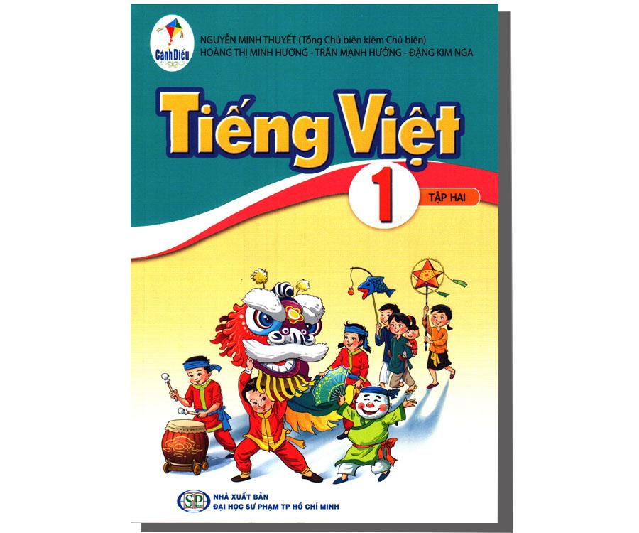 Tiếng Việt 1 - Tập 2 - (Bộ sách Cánh Diều)