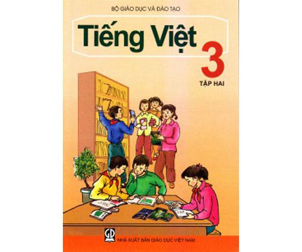 Tiếng Việt lớp 3 tập 2
