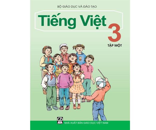 Tiếng Việt lớp 3 tập 1